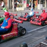 Nintendo wins the fight in court against one of Tokyo's genuine 'Mario Kart' visits
